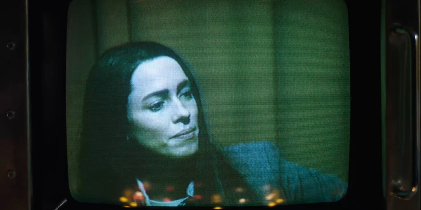 Rebecca Hall in Christine, credit Joe Anderson