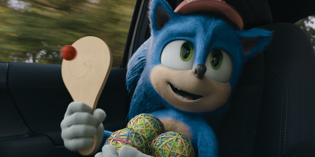 Sonic The Hedgehog 2020 Movie Review Reel Projection